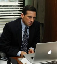 NBC Steve Carell on The Office