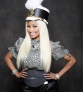 AMERICAN IDOL: Nicki Minaj. CR: Michael Becker / FOX. Copyright: FOX