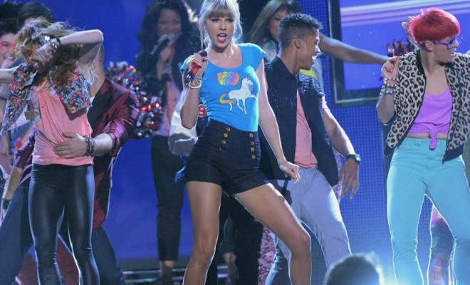 (Albert Ferreira/STARTRAKS PHOTO via ABC) TAYLOR SWIFT