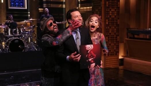 "Rita Ora Appearing, Banks & Steelz Performing On 8/30 ""Tonight Show Starring Jimmy Fallon"""