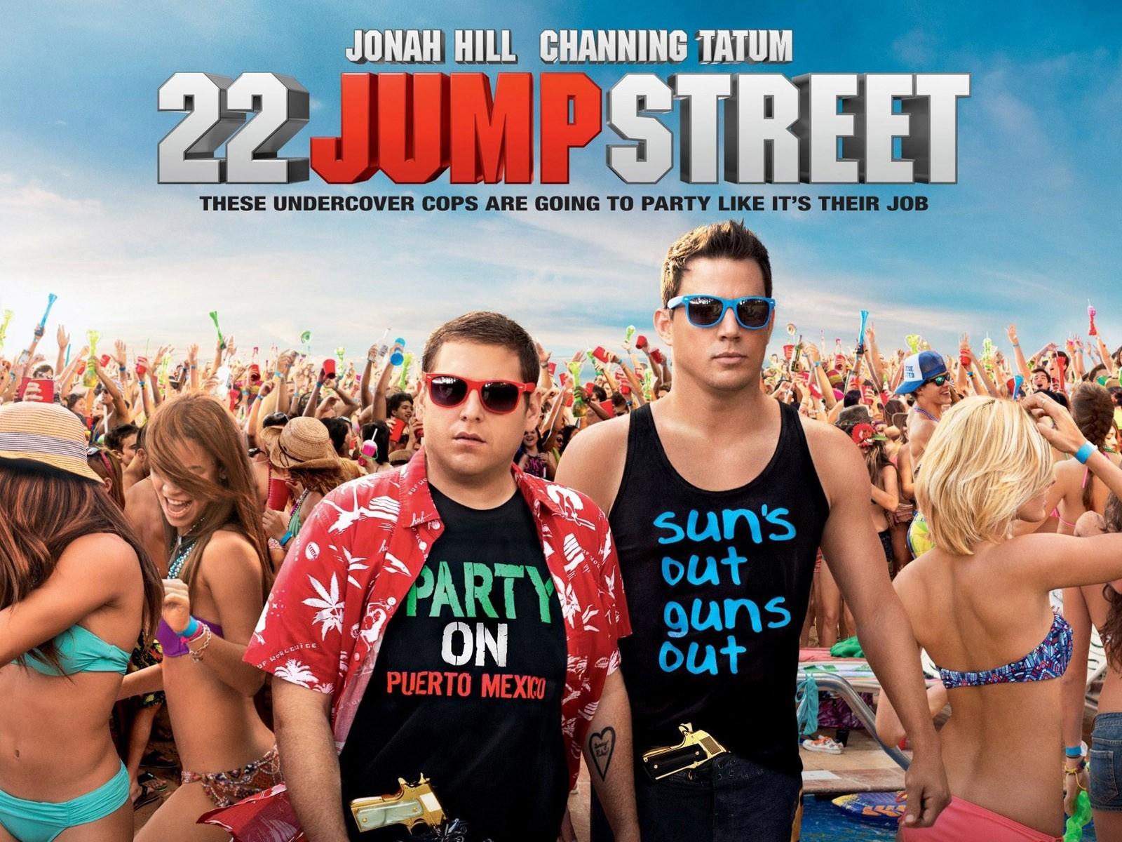 22 Jump Street Stream Kinox