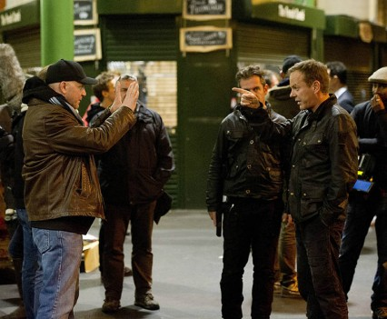 FOX BTS Photo - 24 LAD - Ep 10