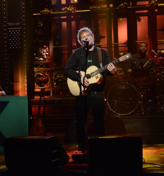 Ed Sheeran [NBC]