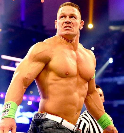 John Cena WrestleMania