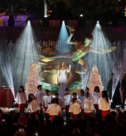 Mariah Carey [NBC]