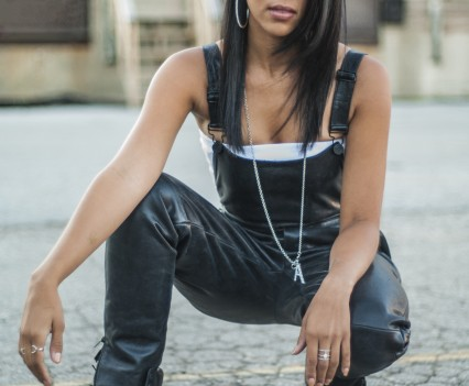 Alexandra Shipp as Aaliyah - Lifetime Image