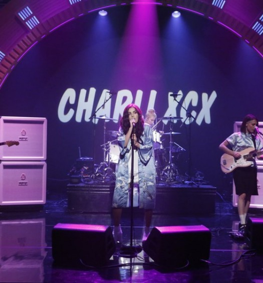 Charli XCX - Late Night - NBC Image