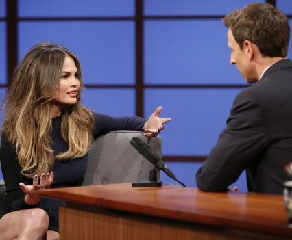 Chrissy Teigen - Late Night - NBC Image