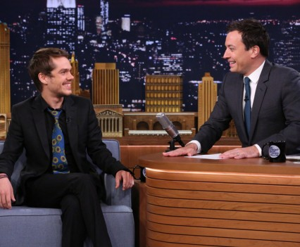 NBC Image - Ellar Coltrane - The Tonight Show