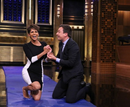 Halle Berry - Tonight Show - NBC