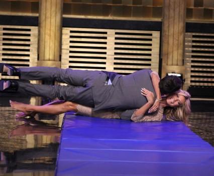 Heidi Klum & Jimmy Fallon - The Tonight Show
