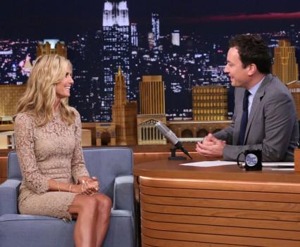 Heidi Klum - The Tonight Show