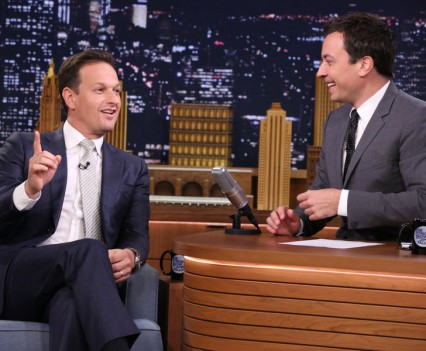 NBC Image - The Tonight Show - Josh Charles