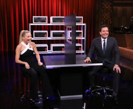 NBC Image - Kate Hudson - The Tonight Show