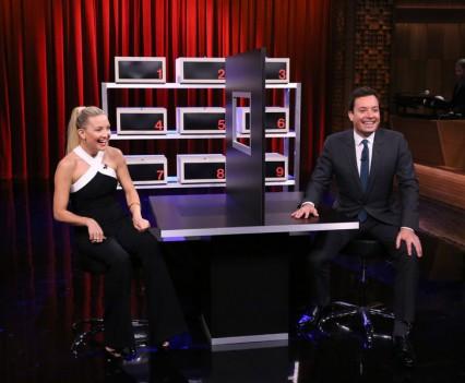 NBC Image - Kate Hudson - The Tonight Show
