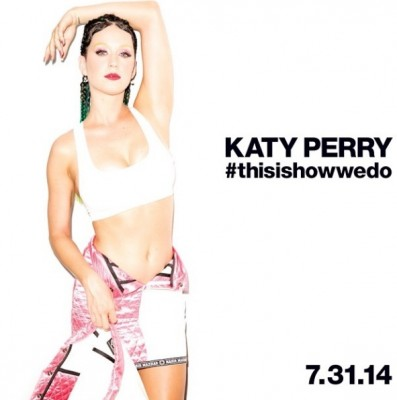 Katy Perry Promo for This is How We Do video
