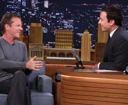 NBC Image - Kiefer Sutherland