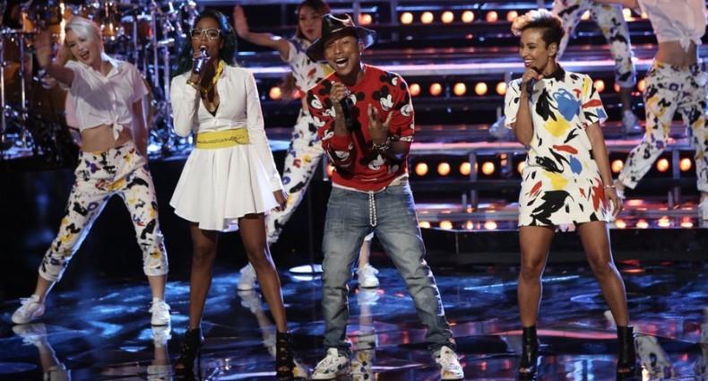 Pharrell [NBC]