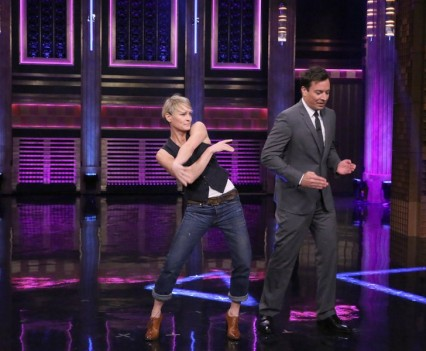 NBC Image - The Tonight Show - Robin Wright