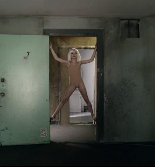 """Maddie Ziegler in Sia's """"Chandelier"""""""