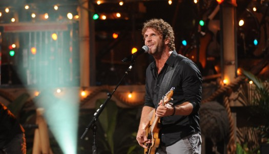 Billy Currington, Chris Janson Performing on NBC's TODAY Show