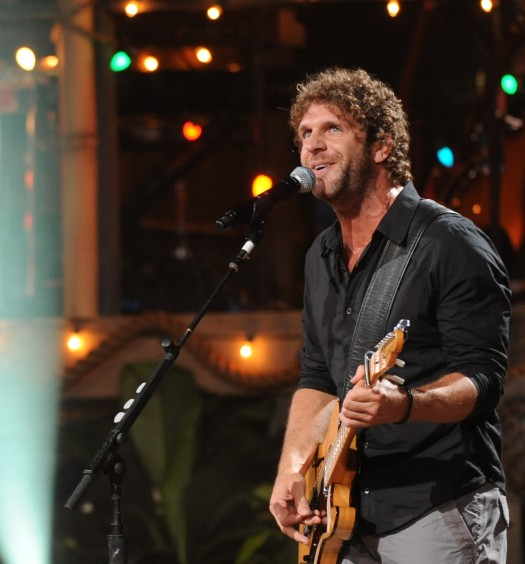 Billy Currington via CMT