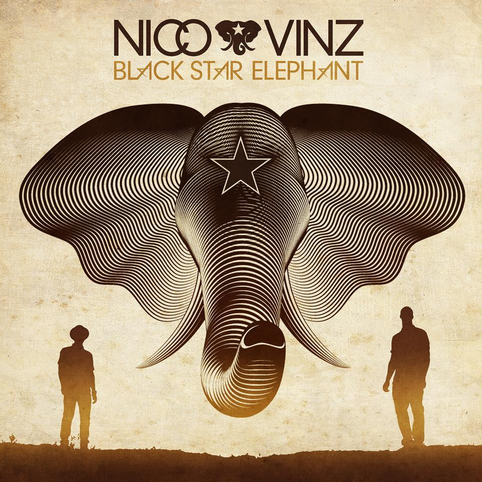 "Nico and Vinz' ""Black Star Elephant"""
