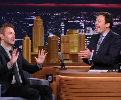 Chris Hardwick - Tonight Show (NBC Image)