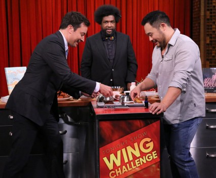 David Chang - Tonight Show - NBC Image