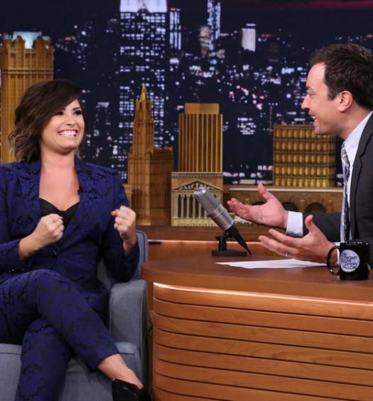 Demi Lovato - Tonight Show
