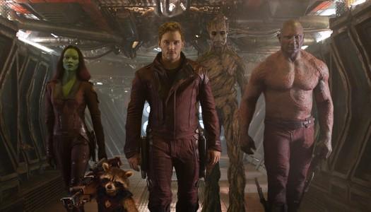 """Guardians of the Galaxy"" Mix Again Wins Album Sales Race"