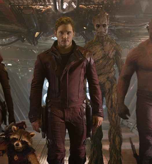 "Official Promo Image for ""Guardians of the Galaxy"""