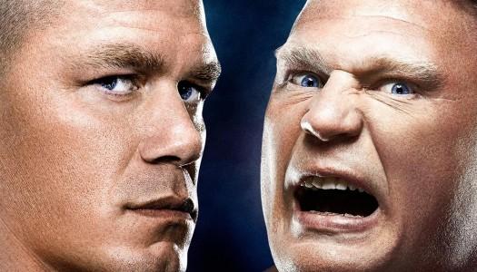 Brock Lesnar Dominates John Cena to Win WWE Championship