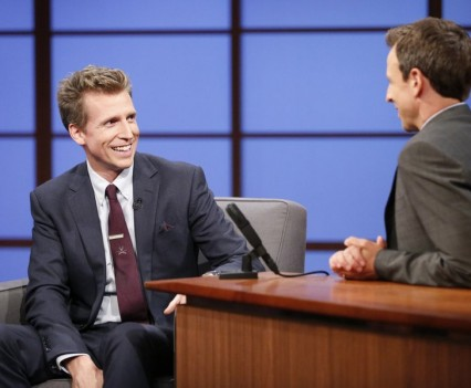 NBC Image - Josh Meyers on Late Night