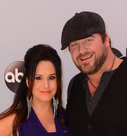 ABC Image - Lee Brice at CMAs