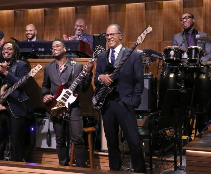 Lester Holt on The Tonight Show - NBC