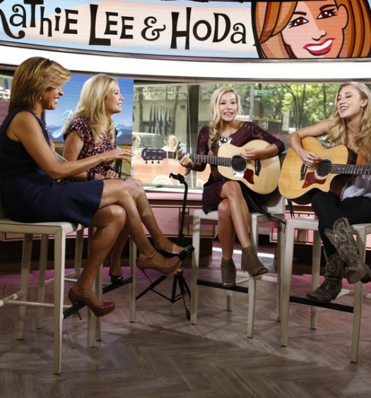 Maddie and tae today 3 525x564 jpg