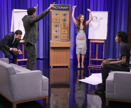 Tonight Show Pictionary - NBC