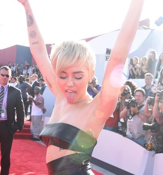 Miley Cyrus [MTV]
