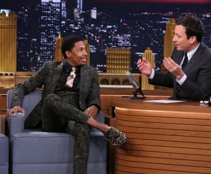 Nick Cannon on The Tonight Show - NBC