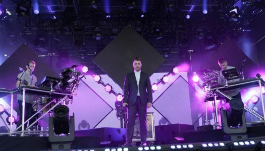 "Sam Smith's ""Stay With Me"" Hits #1 at Pop"