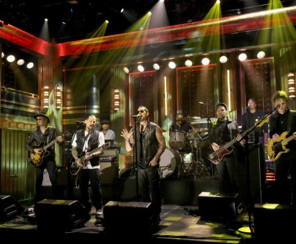 The Madden Brothers - Tonight Show