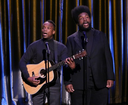 The Roots on NBC's Tonight Show
