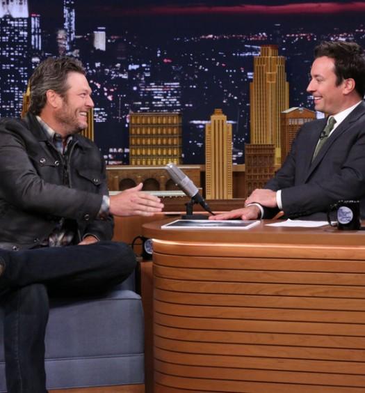 Blake Shelton - Interview (NBC)