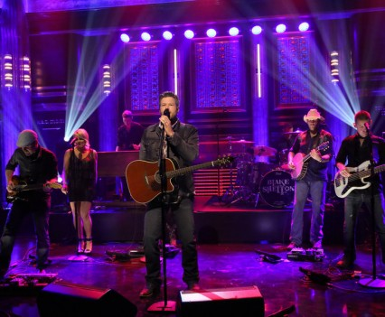 Blake Shelton - Tonight Show (NBC)