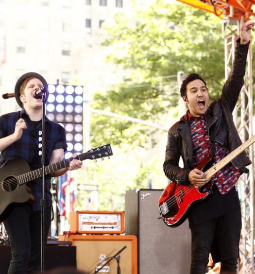Fall Out Boy [NBC]