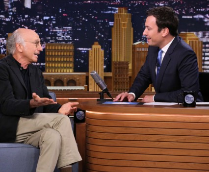 Larry David - Tonight Show
