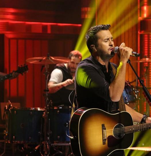 Luke Bryan [NBC]