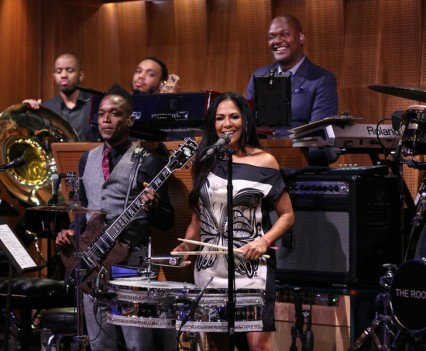 Sheila E with the Roots (NBC)