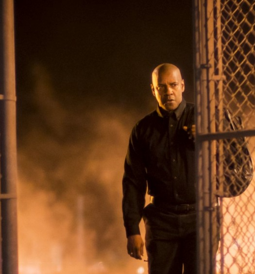 The Equalizer Production Photo